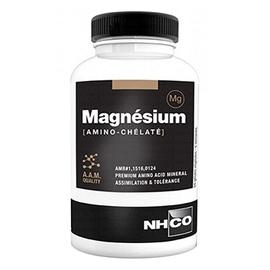 Magnésium amino-chélaté - 84 gélules - nhco -199536