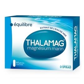 Magnésium marin - 60 gélules - thalamag -203292