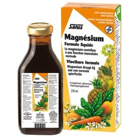 Magnésium minéral-drink - flacon 250 ml - divers - salus -137891
