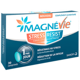 Magnevie stress resist 30 comprimés - sanofi -214128