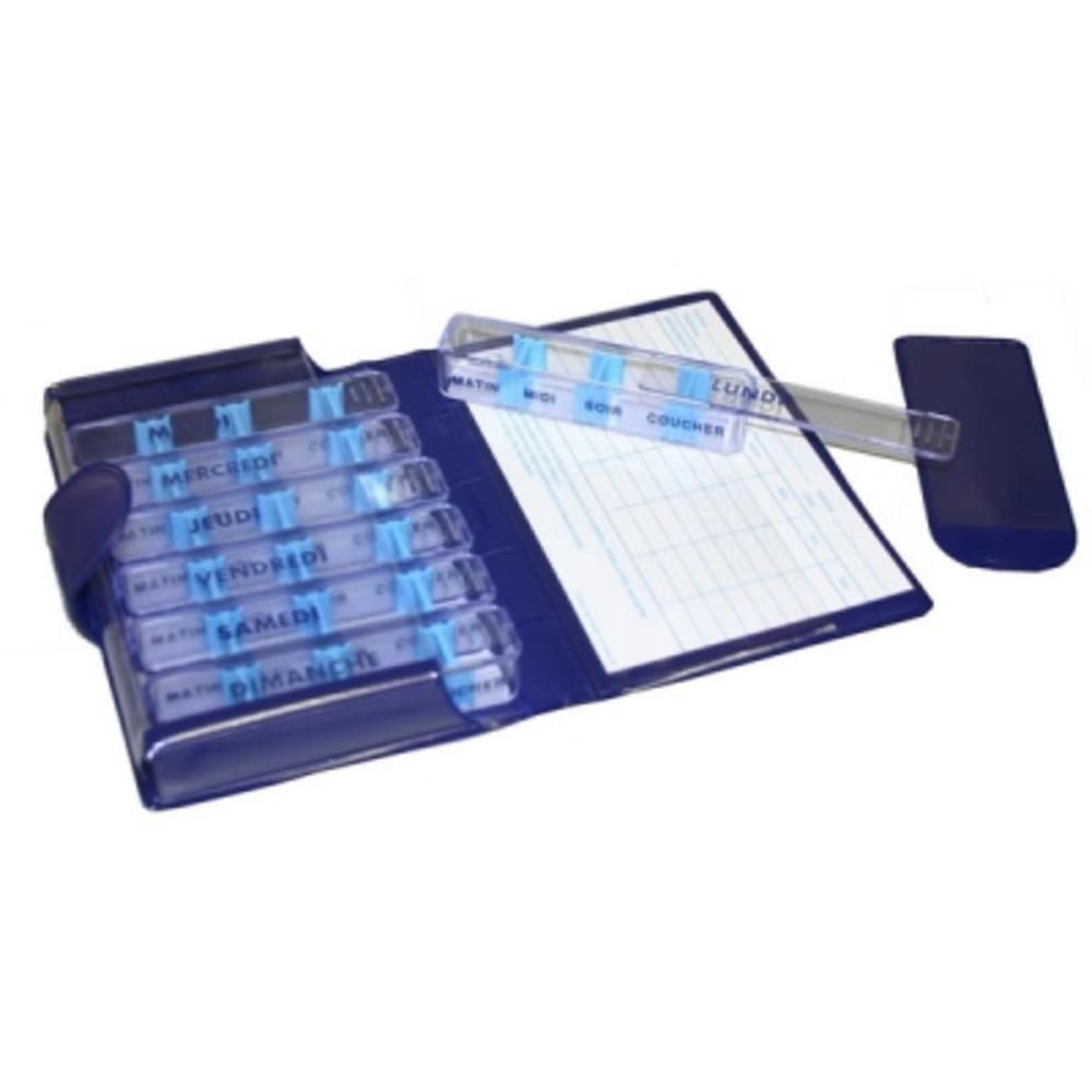 Magnien medidose pillulier semainier - magnien -7611