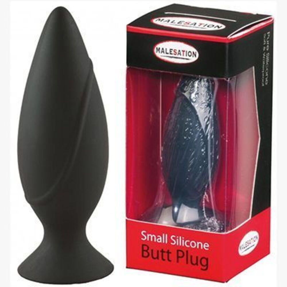 Malesation plug noir taille s Malesation-223248