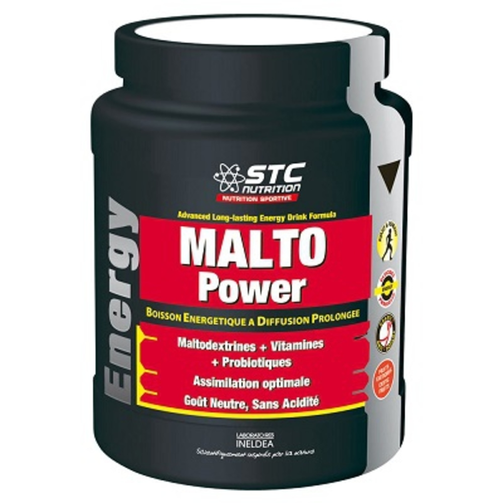 Malto power - divers - stc nutrition -140348
