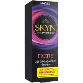 Manix skyn excite gel orgasmique 15ml - manix -214025