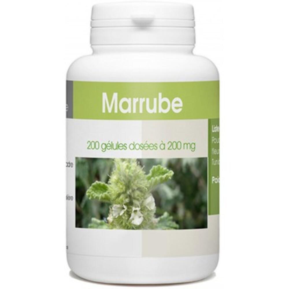 Marrube - 200 gélules - L'herbothicaire -205588