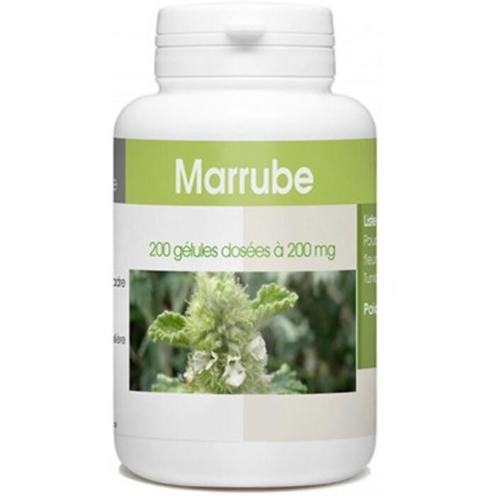 Marrube - 200 gélules L'herbothicaire-205588