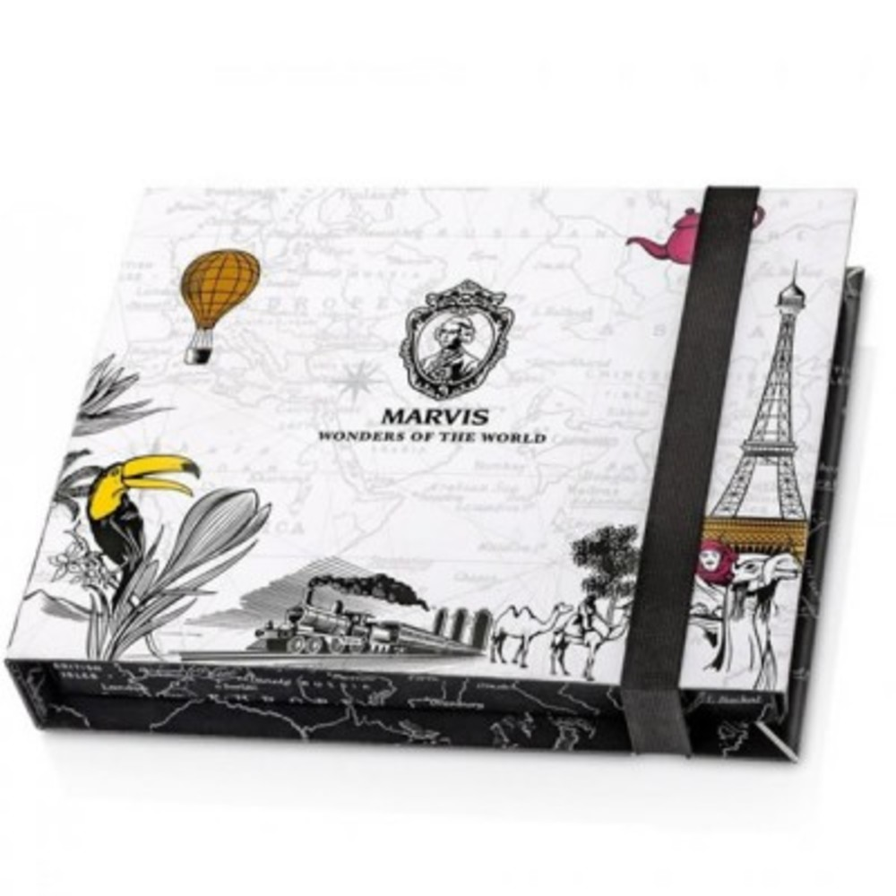 Marvis coffret dentifrices 3x25ml - marvis -214027