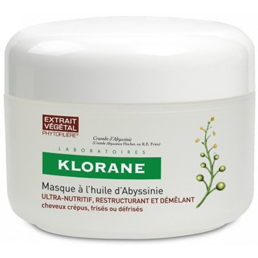 Masque à l'huile d'abyssinie 150ml - divers - klorane -127984