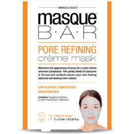 Masque bar masque crème lissant 3 masques complets - masque-bar -221616