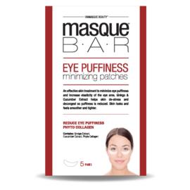 Masque bar patchs minimiseurs de poches sous les yeux 5 traitements - masque-bar -221621