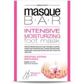 Masque bar pedi masque pour les pieds hydratation intense 2 paires - masque-bar -221611