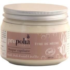 Masque capillaire karité, huile d'avocat et miel bio - pot... - divers - propolia / apimab -142571