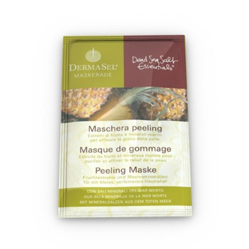 Masque de gommage - dermasel -206680