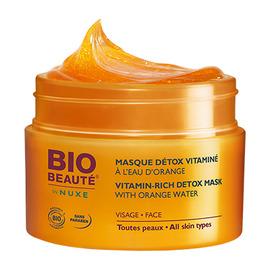 Masque détox vitaminé - divers - bio beaute by nuxe -199192