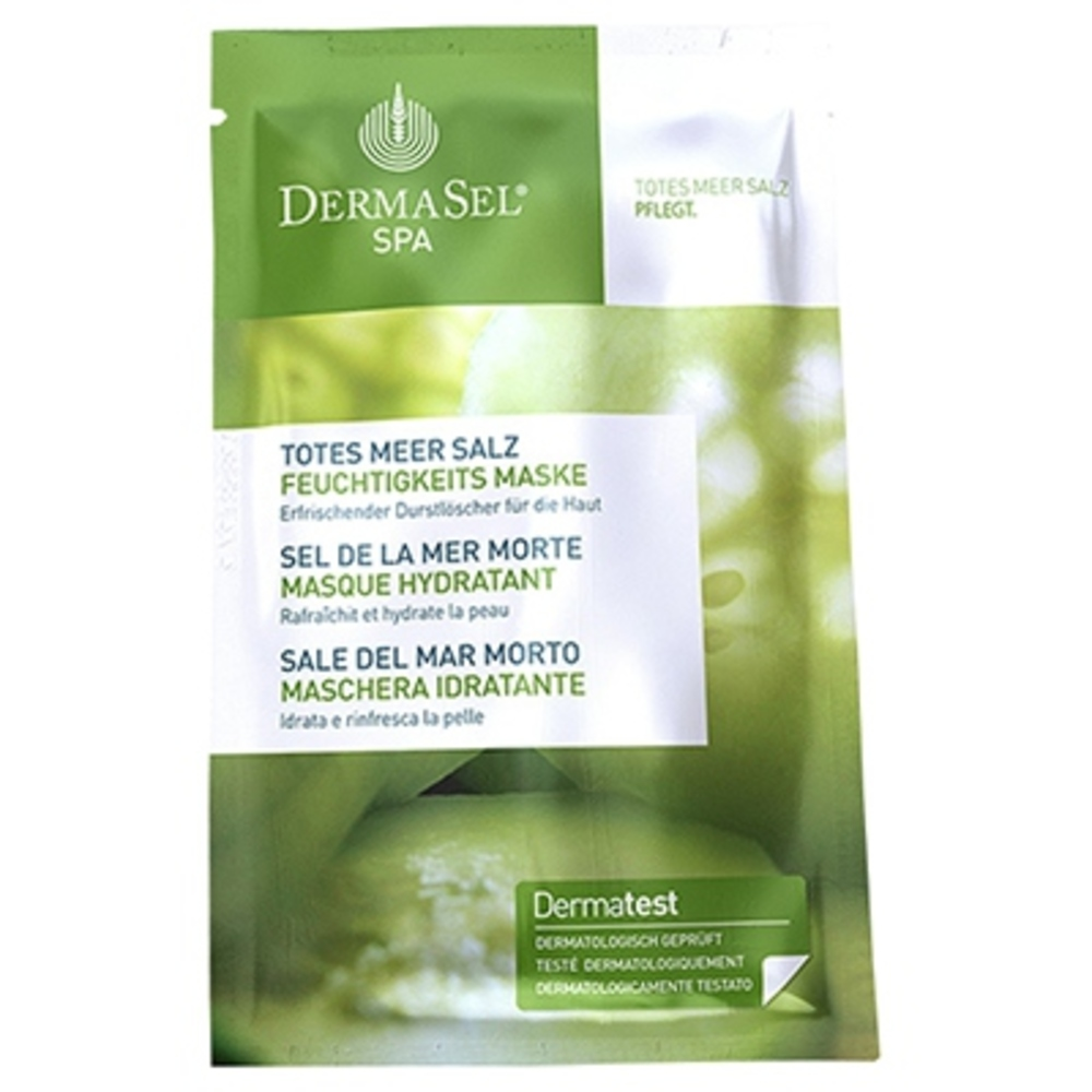 Masque hydratant - dermasel -196085