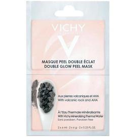 Masque peel double eclat - 2x6ml - vichy -205534
