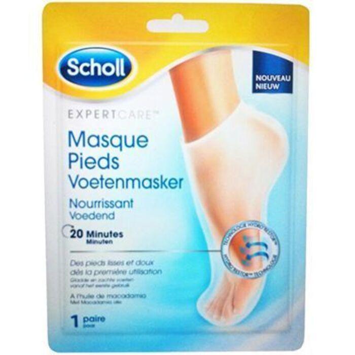Masque pieds nourrissant 1 paire Scholl-224302