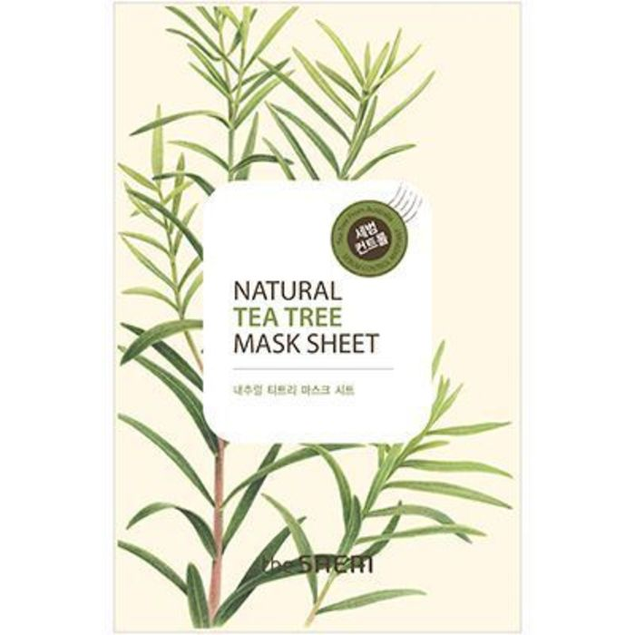 Masque visage au tea tree matifiant The saem-220697