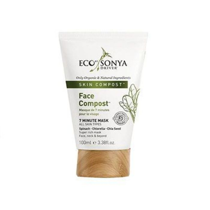 Masque visage face compost 100ml Eco by sonya-226652