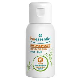 Massage maux de ventre - 50.0 ml - maux de ventre - puressentiel -13327