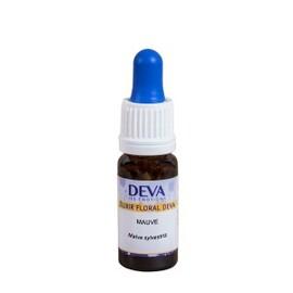Mauve bio - 10.0 ml - elixirs floraux deva bio - deva Acceptation de soi, ouverture sociale-15738