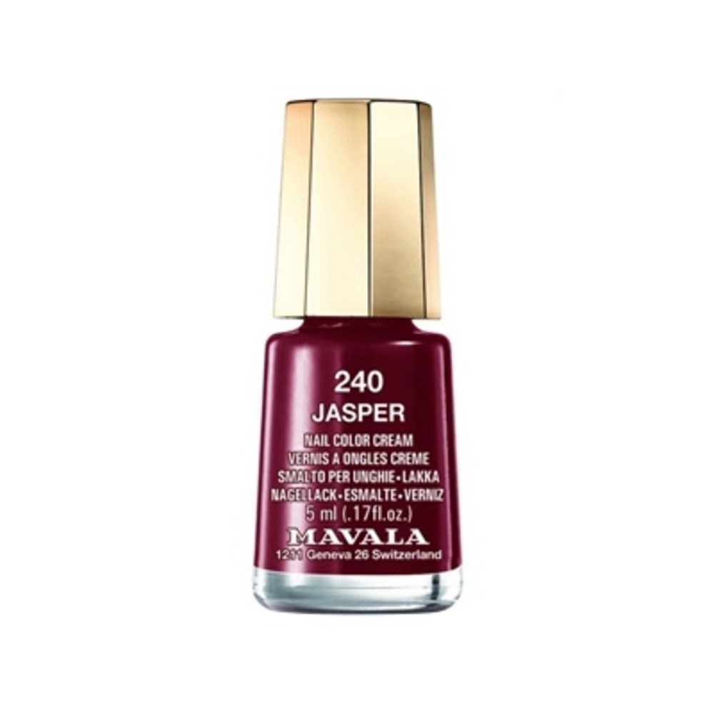 Mavala vernis à ongles jasper 240 - 5.0 ml - mavala -147240