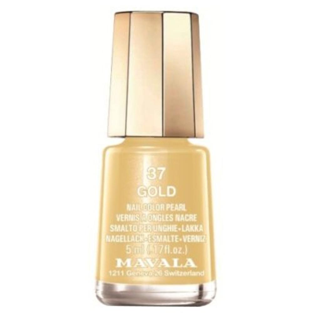 Mavala vernis gold 37 - 5.0 ml - mavala -147024