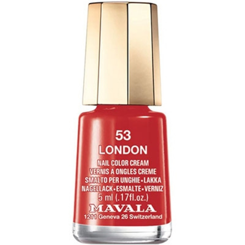 Mavala vernis london 53 - 5.0 ml - mavala -147062