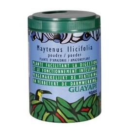 Mayténus - 90.0 unites - compléments alimentaires en poudre et gélules - guayapi Action tonique, anti-ulcère et cicatrisante-9286