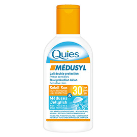 Médusyl lait double protection spf30 - 120ml - quies -196961