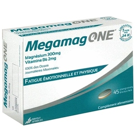 Megamag one fatigue emotionnelle et physique - mayoly spindler -204682
