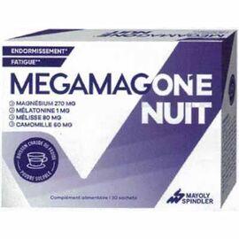 Megamagone nuit 30 sachets - mayoly spindler -223536