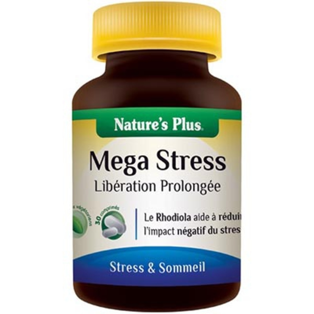 Megastress - 30.0 unites - nature plus Action prolongée.-120672