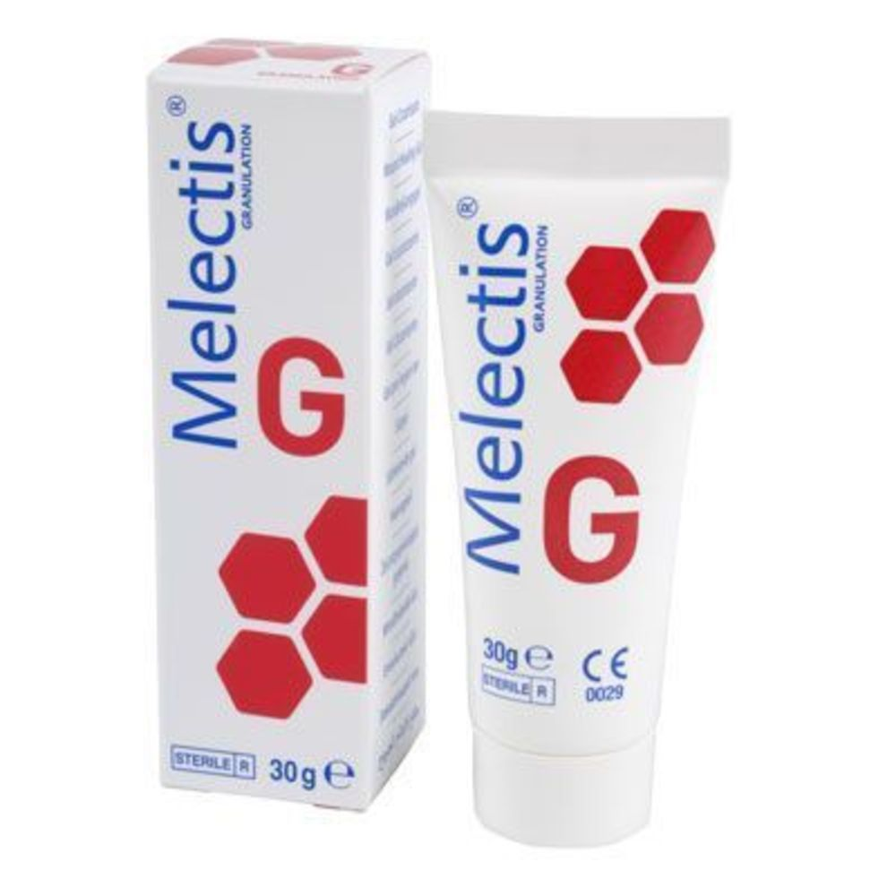 Melectis g gel cicatrisant au miel 30g - melectis -219121