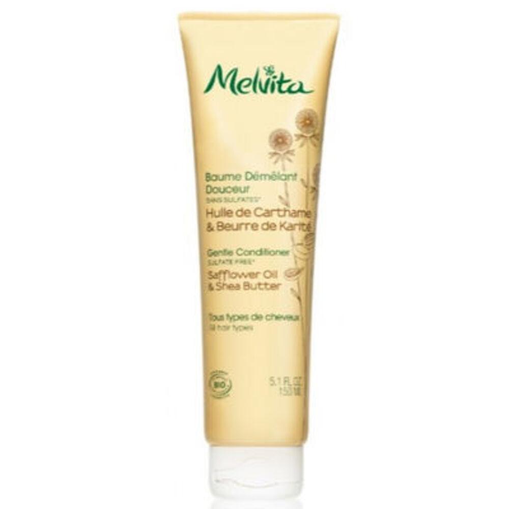 MELVITA Baume Démêlant Douceur Bio 150ml - les shampooings et demelants - Melvita -213463