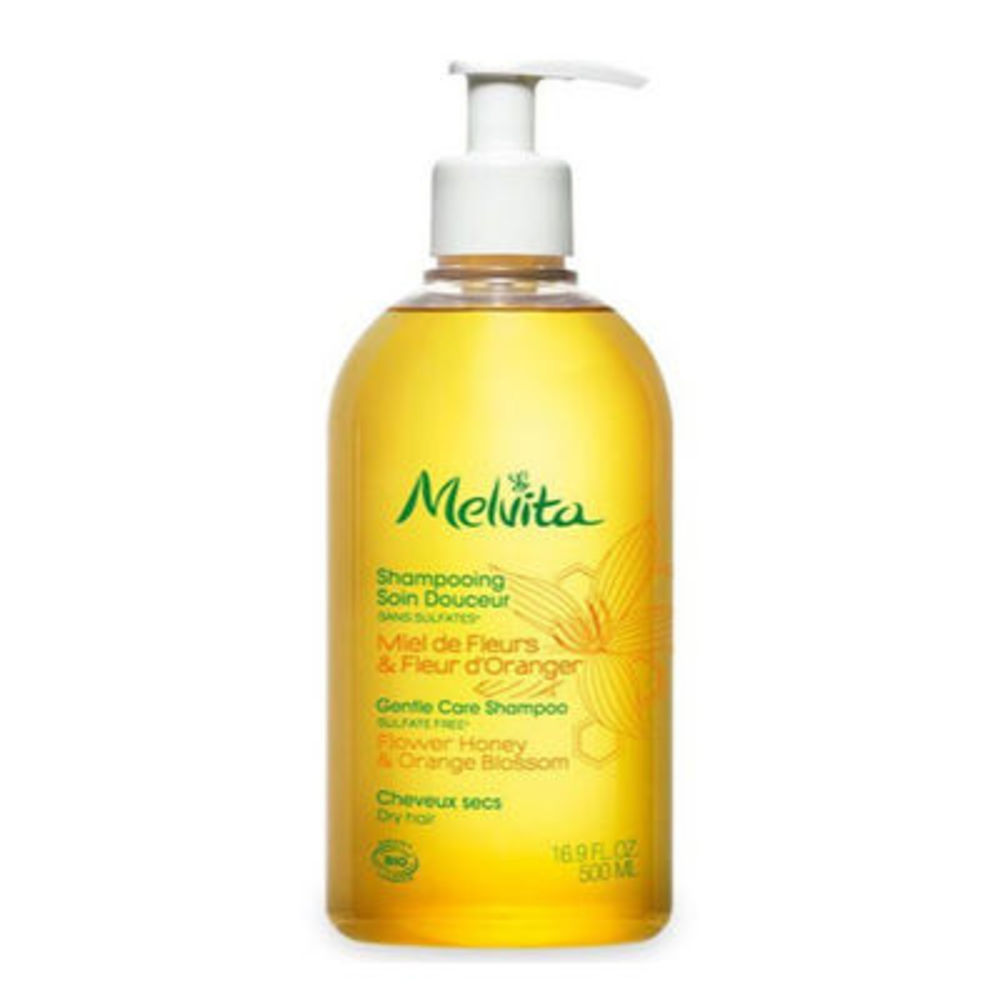 MELVITA Shampooing Soin Douceur Bio 500ml - les shampooings et demelants - Melvita -213458