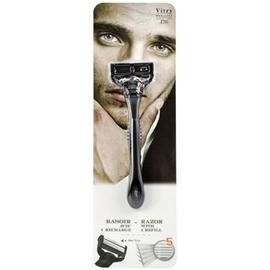Men care rasoir 5 lames + 1 recharge - vitry -205569