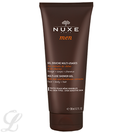 Men gel douche multi-fonctions - 200.0 ml - nuxe -127078