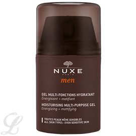 Men gel multi-fonctions hydratant - 50.0 ml - nuxe -127077