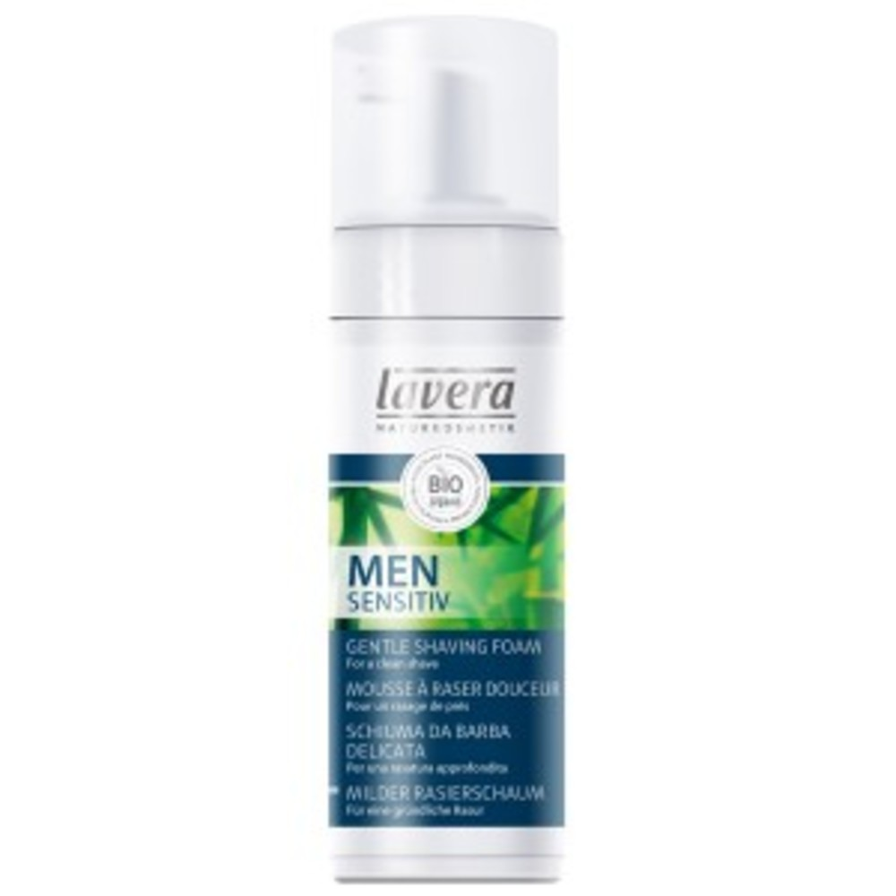 Men spa, mousse à raser douce bio - 50 ml - divers - lavera -140858