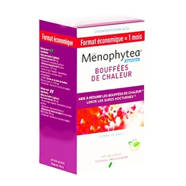 Meno bouffées de chaleur - 120 gélules - phytea -199302