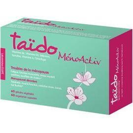 Ménoactiv 60 gélules - taido -222792