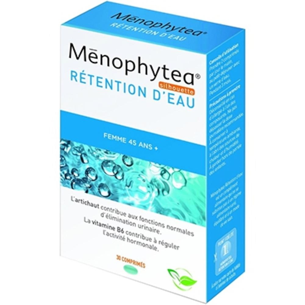 Menophytea rétention d'eau - 60 comprimés - phytea -205124