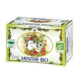 Menthe - 20.0 unites - tisanes simples bio - romon nature -16192