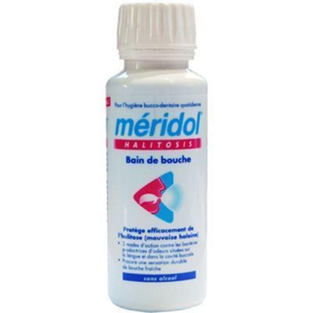 Meridol bain de bouche 100ml - méridol -226419