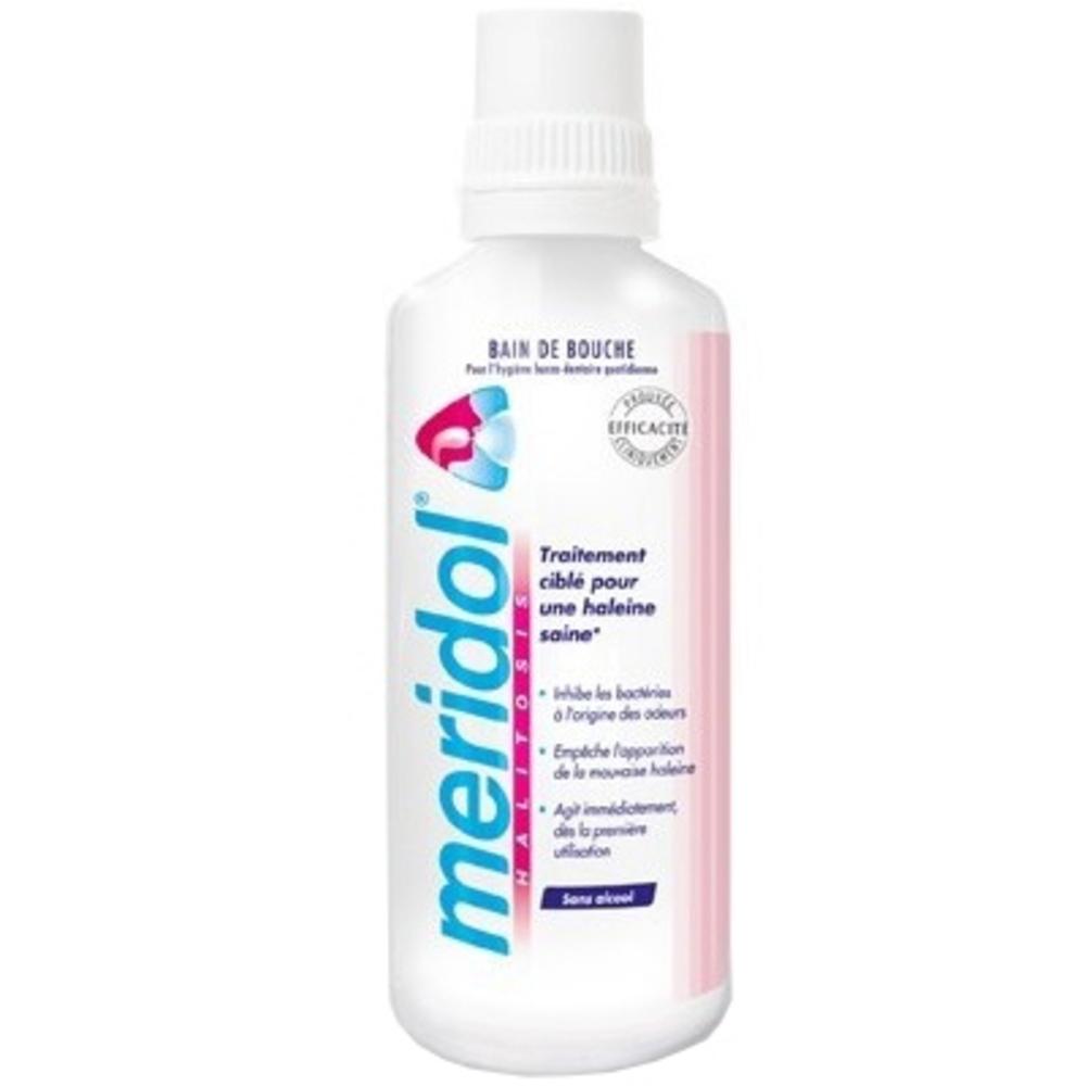 MERIDOL Bain de Bouche Protection Gencives - 400.0 ml - Dentaire - Méridol -106713