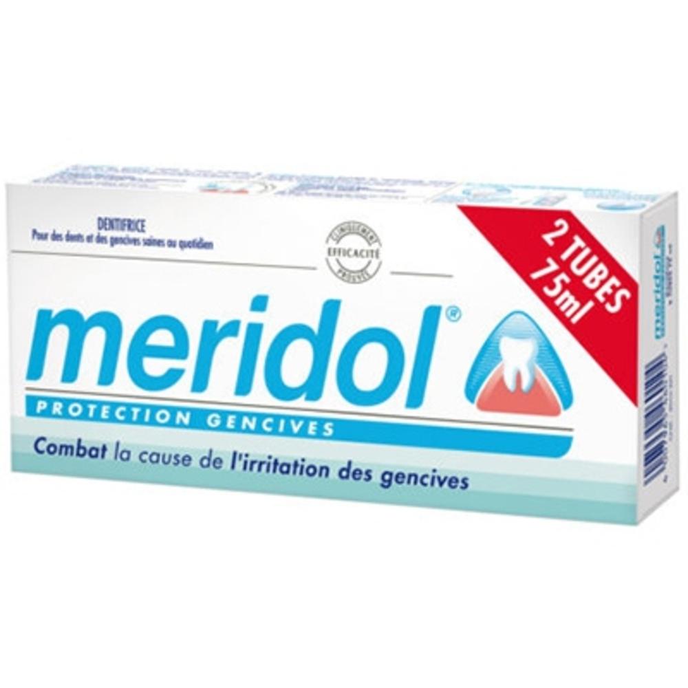 Meridol dentifrice - 75.0 ml - dentaire - méridol -106712