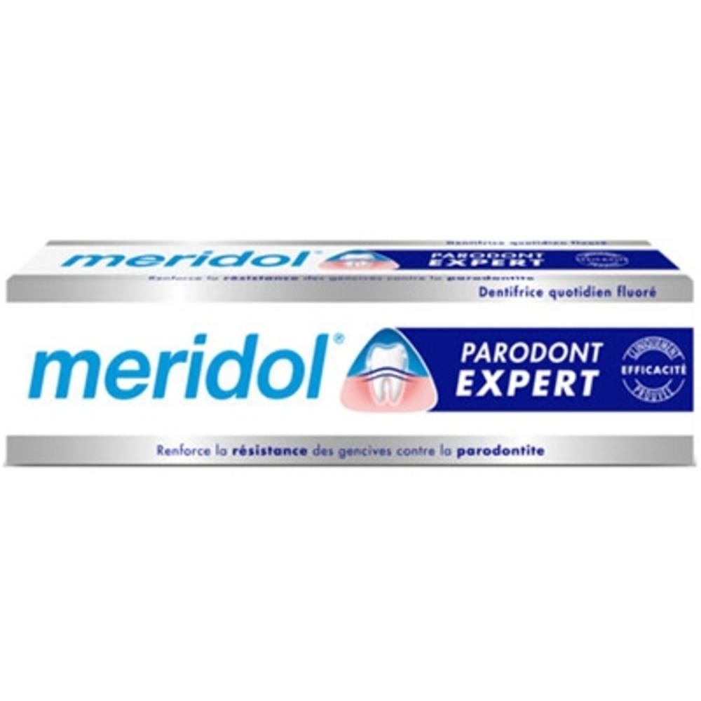 Meridol parodont expert dentifrice - 75 ml - méridol -206619