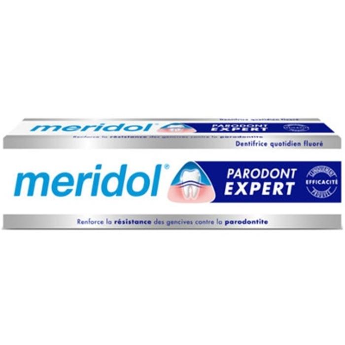 Meridol parodont expert dentifrice - 75 ml Méridol-206619