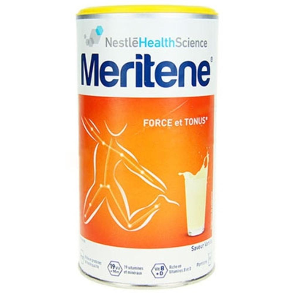 MERITENE Force et Tonus - 270g - Meritene -204945